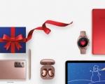 A Natale una promozione speciale per regalare la tecnologia di Samsung