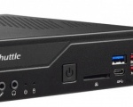 Shuttle: mini-PC da 1,3 litri per processori Intel di decima generazione
