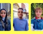 Snapchat lancia Cartoon, la nuova Lente per trasformarsi in cartoni animati