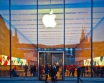 Apple: fatturato in crescita del 21 percento