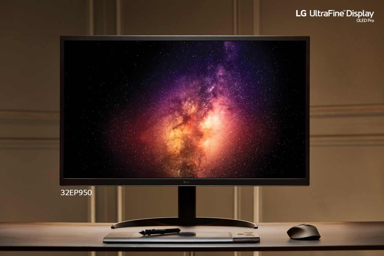 new lg ultra monitor ultrafine