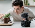 Canon lancia EOS M50 Mark II, pensata per vlogger, blogger e influencer