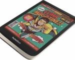 PocketBook: l'ereader diventa grande (7,8 pollici) e colorato con il nuovo InkPad Color