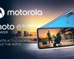 Motorola: arrivano i nuovi smartphone moto e7 power e moto e7i