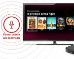 """Vodafone """"Tv Box Pro"""", per un'esperienza sempre più integrata con Netflix"""