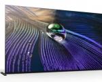 Sony: in Italia ad aprile BRAVIA XR A90J, il primo TV con intelligenza cognitiva al mondo