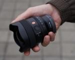 Sony: nuovo obiettivo compatto super grandangolare ad ampia apertura FE 14mm F1.8 G Master