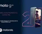 Motorola amplia la gamma con il nuovo moto g20