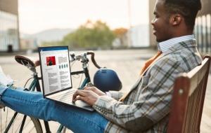 LG: i notebook ultraleggeri della serie LG Gram disponibili in Italia