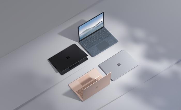 Microsoft alza il sipario sul nuovo Surface Laptop 4