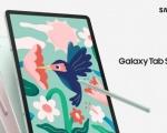 Samsung presenta i nuovi modelli della serie Galaxy Tab: Galaxy Tab S7 FE e Galaxy Tab A7 Lite