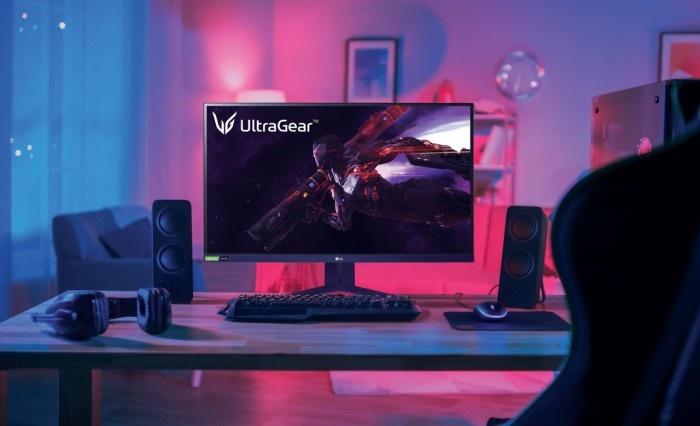 LG: in Italia i nuovi monitor per il gaming