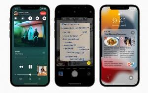 Apple: con iOS 15 in arrivo nuove funzioni