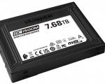 Kingston Digital lancia l'SSD NVMe DC1500M U.2