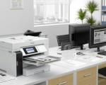 Epson annuncia le prime EcoTank per l'ufficio