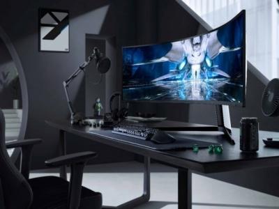 Samsung svela il futuro del gaming con Odyssey Neo G9