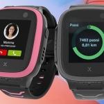 Smartwatch Xplora per bambini con 4G, fotocamera e GPS