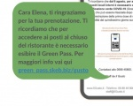 Green Pass, arriva in aiuto l'SMS