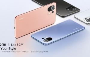 Smartphone, Xiaomi presenta i nuovi componenti della famiglia Xiaomi 11