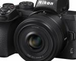 NIKKOR Z 40mm, il nuovo obiettivo a pieno formato piccolo, leggero e performante