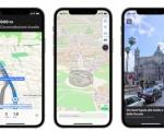 Apple rilascia la nuova versione di Mappe in Italia