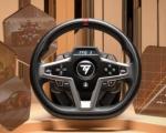 T248: il nuovo volante Force Feedback per PS5, console PS4 e PC