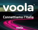 Open Fiber e Vetrya insieme per la connettività Gigabit: nasce l'operatore Voola