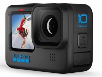 GoPro: una nuova batteria e un aggiornamento firmware per la HERO10 Black