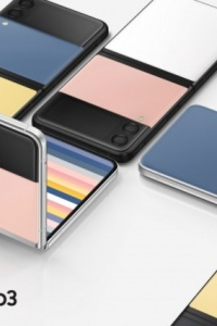Samsung presenta Galaxy Z Flip3 Bespoke Edition: un Galaxy tutta da personalizzare