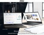 """MSI lancia l'iniziativa """"Rimani Connesso"""" con tante offerte sui laptop"""