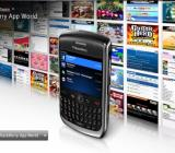 BlackBerry App World: +120% grazie al carrier billing