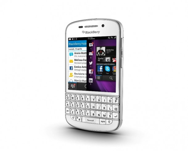 Dating app per BlackBerry Q10