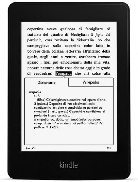 Compare Kindle Devices