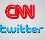 CNN e Twitter insieme per le notizie real time
