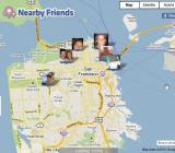 Facebook presenta Nearby Friends per trovare i propri amici