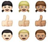 Apple, in arrivo le emoticon multiculturali e gay-friendly