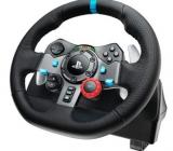 Da Logitech G il volante Force Feedback Racing per PlayStation 4