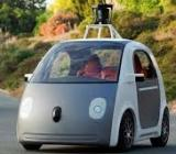 Google Car, il primo incidente