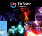 Google: arriva Tilt Brush per dipingere in 3D