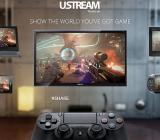 Sony esclude Ustream dai servizi per lo stream in game