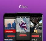 Apple lancia Clips, l'app per i video social