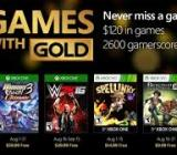 Microsoft, annunciati i Games With Gold di Agosto