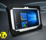 Panasonic presenta il tablet Windows fully rugged con certificazione ATEX Zona 2