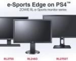 Licenza ufficiale PlayStation 4 (PS4) ai monitor BenQ ZOWIE RL